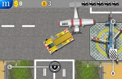 Screenshots vom Spiel Parking Mania für iPhone, iPad oder iPod.