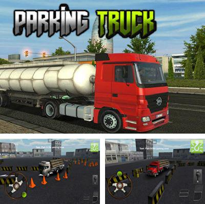 In addition to the game Cavorite 2 for iPhone, iPad or iPod, you can also download Parking Truck 3D for free.