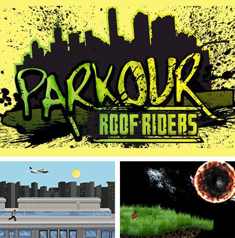Kostenloses iPhone-Game Parkour: Roof Riders See herunterladen.