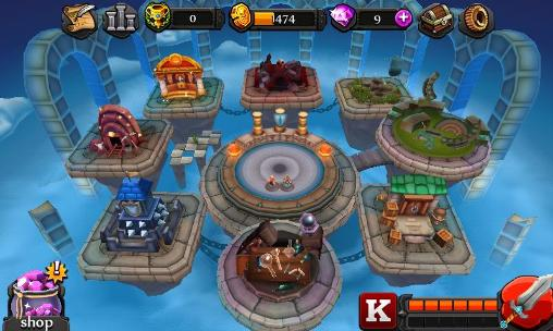 Download Party of heroes iPhone free game.