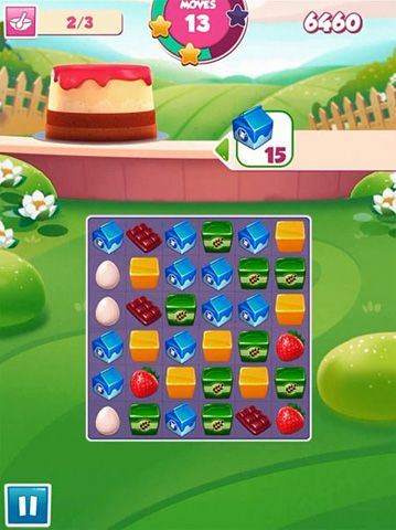 Download Pastry paradise iPhone free game.