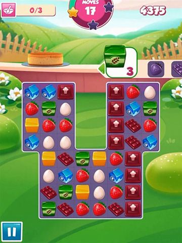 Screenshots do jogo Pastry paradise para iPhone, iPad ou iPod.