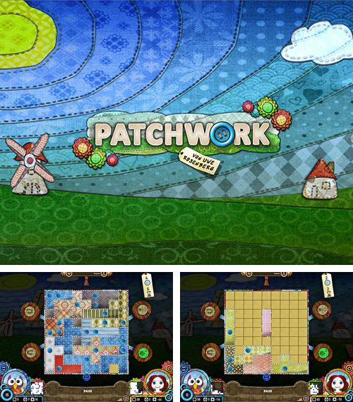 In addition to the game R-Type for iPhone, iPad or iPod, you can also download Patchwork for free.