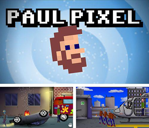 In addition to the game Hollywood Monsters for iPhone, iPad or iPod, you can also download Paul pixel: The awakening for free.