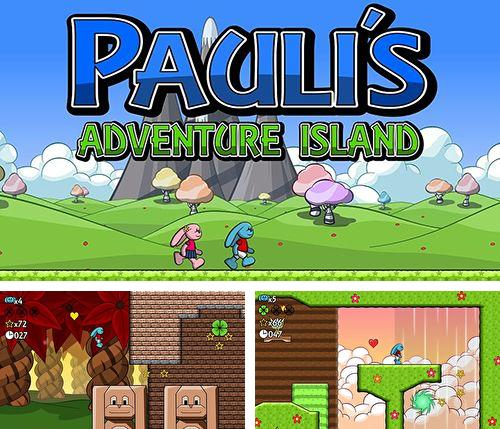 In addition to the game Wondercat adventures for iPhone, iPad or iPod, you can also download Pauli's adventure island for free.