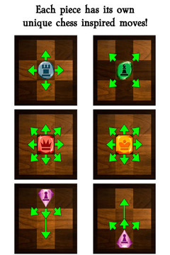 Screenshots of the Pawn'd game for iPhone, iPad or iPod.