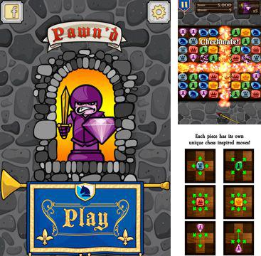 In addition to the game Whac a mole for iPhone, iPad or iPod, you can also download Pawn'd for free.