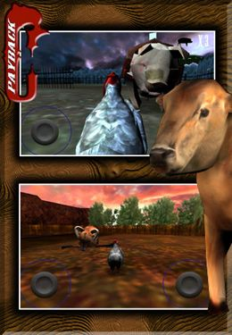 Free Payback Chicken download for iPhone, iPad and iPod.