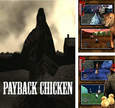 In addition to the game Hybrid racing for iPhone, iPad or iPod, you can also download Payback Chicken for free.