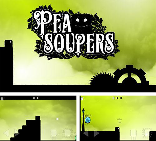 In addition to the game Rune & Heroes for iPhone, iPad or iPod, you can also download Pea-soupers for free.