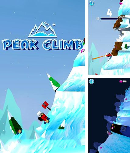 In addition to the game Meon for iPhone, iPad or iPod, you can also download Peak climb for free.