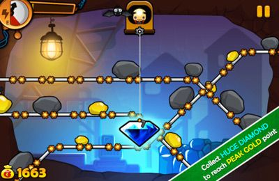 Screenshots of the Peak Gold game for iPhone, iPad or iPod.