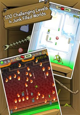 Download Peakour iPhone free game.