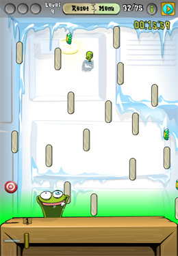 Screenshots do jogo Peakour para iPhone, iPad ou iPod.