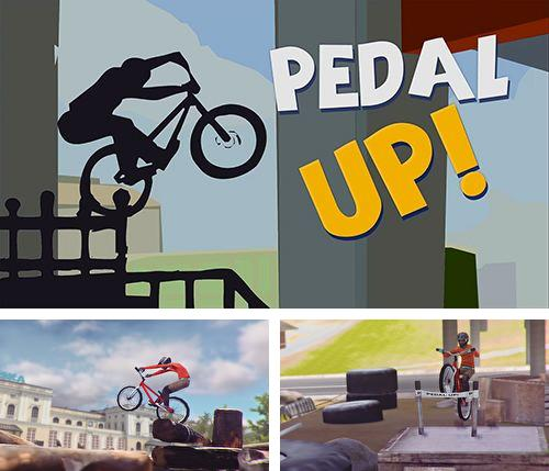 In addition to the game Vampire Season for iPhone, iPad or iPod, you can also download Pedal up! for free.