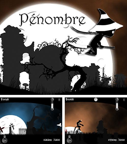 In addition to the game Bouncy Seed! for iPhone, iPad or iPod, you can also download Penombre for free.