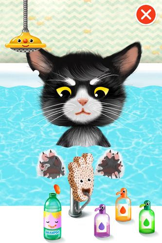 Free Pepi bath 2 download for iPhone, iPad and iPod.