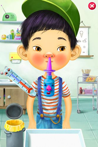 Free Pepi doctor download for iPhone, iPad and iPod.