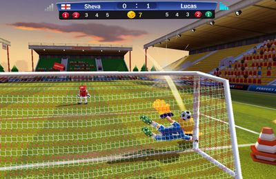 Free Perfect Kick download for iPhone, iPad and iPod.
