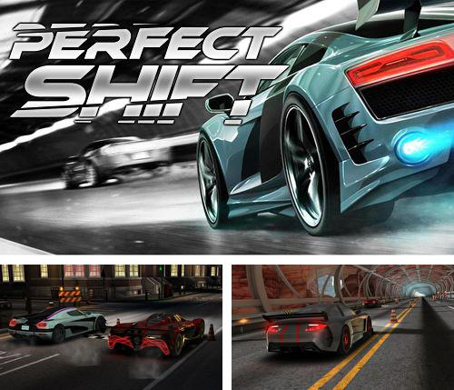 In addition to the game Heroes of Paragon for iPhone, iPad or iPod, you can also download Perfect shift for free.