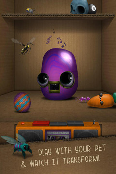 Download Pet Peaves Monsters iPhone free game.