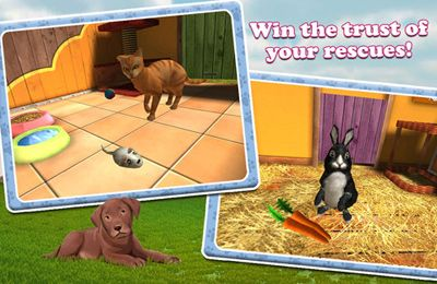 Téléchargement gratuit de PetWorld 3D: My Animal Rescue pour iPhone, iPad et iPod.