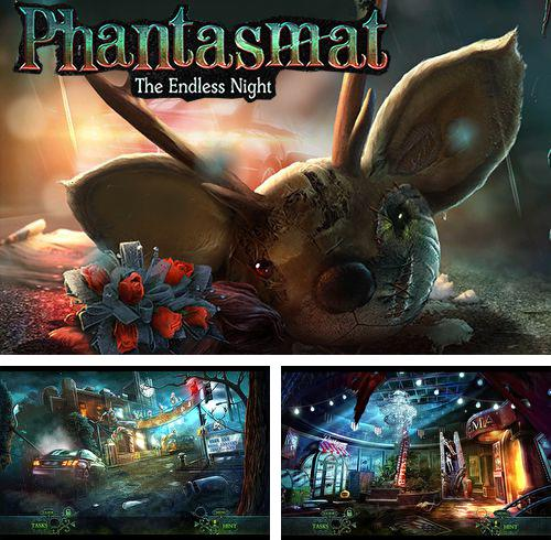 除了 iPhone、iPad 或 iPod  滑水道2游戏,您还可以免费下载Phantasmat: The endless night, 。