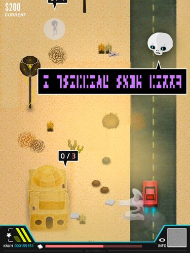 Screenshots vom Spiel Pie in the sky für iPhone, iPad oder iPod.