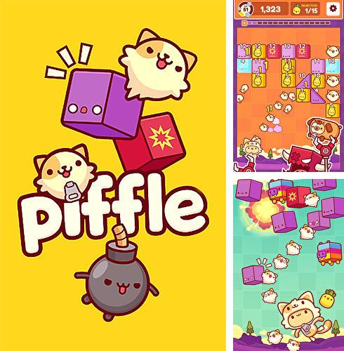 In addition to the game Dead rivals: Zombie MMO for iPhone, iPad or iPod, you can also download Piffle for free.