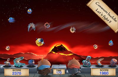 Screenshots vom Spiel Fighter Jet WW3D für iPhone, iPad oder iPod.