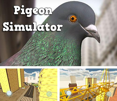 In addition to the game Sticky Linky for iPhone, iPad or iPod, you can also download Pigeon simulator for free.