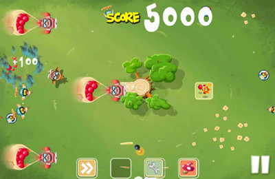 Download Pigs In Trees iPhone free game.