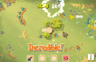 Descarga gratuita de Pigs In Trees para iPhone, iPad y iPod.
