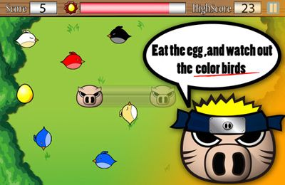 Free Pigs Revenge download for iPhone, iPad and iPod.