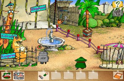 Screenshots of the Pilot Brothers game for iPhone, iPad or iPod.