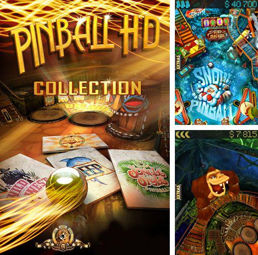 In addition to the game Toy defense 4: Sci-Fi for iPhone, iPad or iPod, you can also download Pinball: Collection for free.