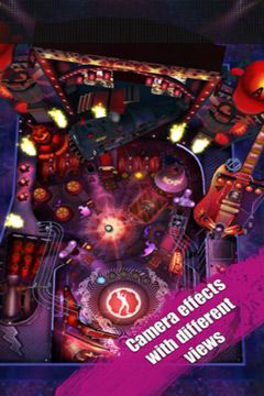 iPhone、iPad 或 iPod 版Pinball HD for iPhone游戏截图。