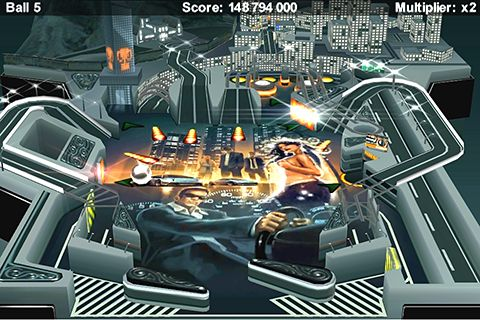 Download Pinball ride iPhone free game.