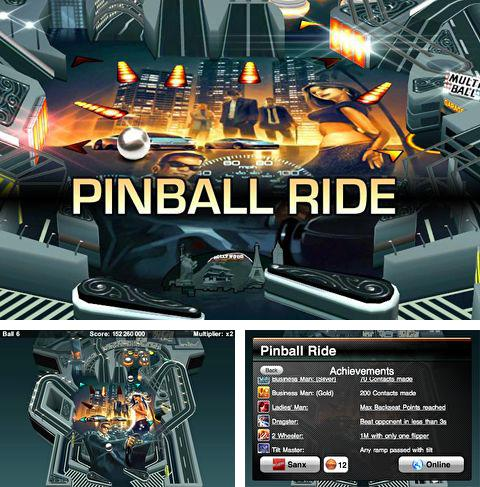 In addition to the game 99 Bricks: Wizard academy for iPhone, iPad or iPod, you can also download Pinball ride for free.