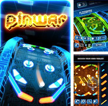 Download PinWar iPhone free game.