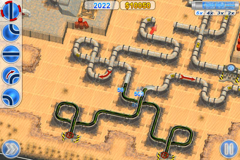 Free Pipeland download for iPhone, iPad and iPod.