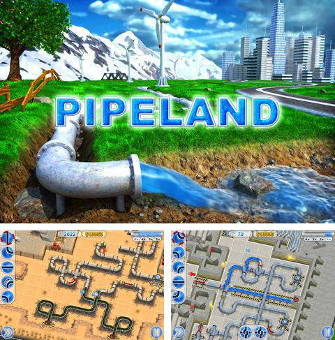 In addition to the game Ultra Dario for iPhone, iPad or iPod, you can also download Pipeland for free.