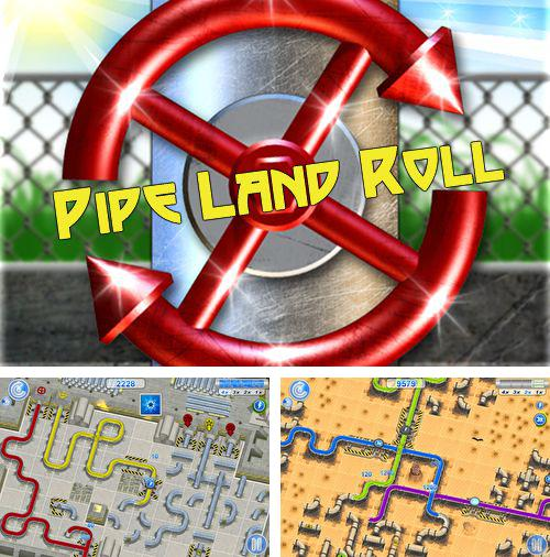 In addition to the game Killer Bee – the fastest bee around for iPhone, iPad or iPod, you can also download Pipe land roll for free.
