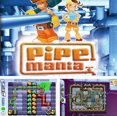 In addition to the game Escape From Xibalba for iPhone, iPad or iPod, you can also download Pipe Mania for free.