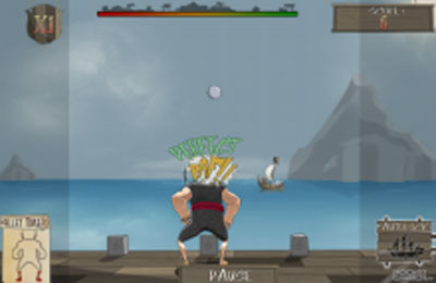 Скачати гру Pirate : Cannonball Siege для iPad.