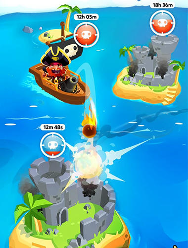 下载免费 iPhone、iPad 和 iPod 版Pirate kings。