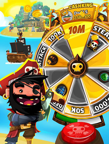 Screenshots do jogo Pirate kings para iPhone, iPad ou iPod.