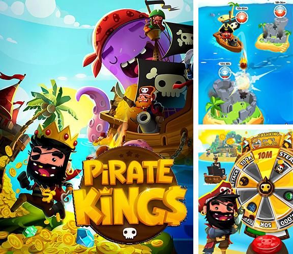 In addition to the game Zombies bowling for iPhone, iPad or iPod, you can also download Pirate kings for free.