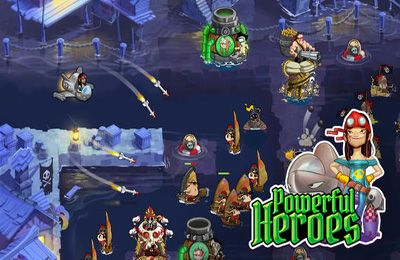 Free Pirate Legends TD download for iPhone, iPad and iPod.