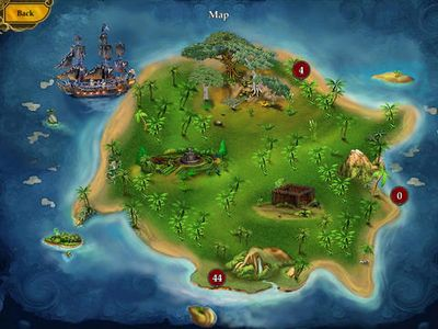 Descarga gratuita de Pirate Mysteries para iPhone, iPad y iPod.
